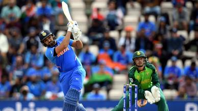 Rohit Sharma plays his 'best ODI innings' in World Cup opener