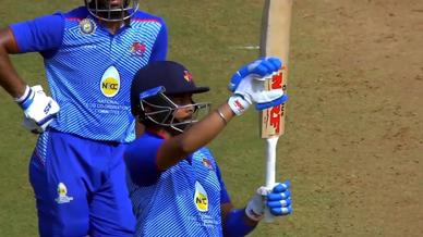 Prithvi Shaw lets his bat talk, Aditya Tare delivers his best