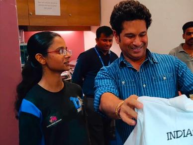 Dreams do come true: Fans meet Tendulkar