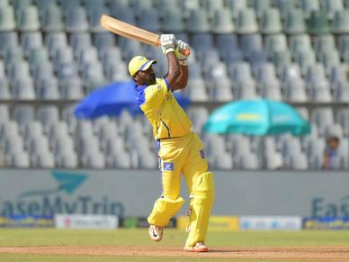 Yogesh Takawale grabs his opportunity at the top