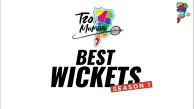 Best wickets from Season 1