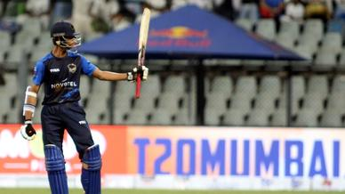 Yashasvi Jaiswal becomes youngest to slam One Day double ton