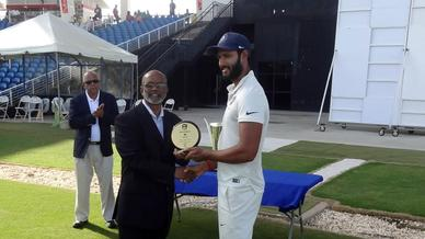 Shivam Dube emerges as cream of the crop in the Caribbean